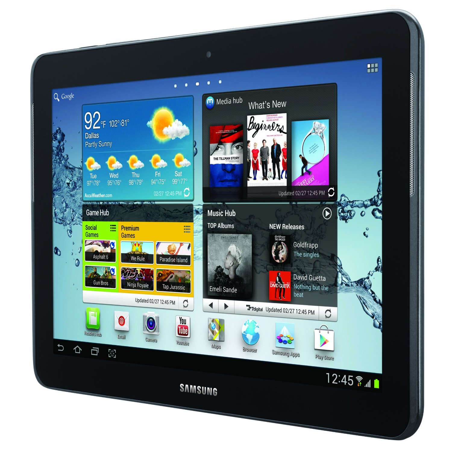 Home cell phones samsung galaxy tab 2 10 1 inch 16gb